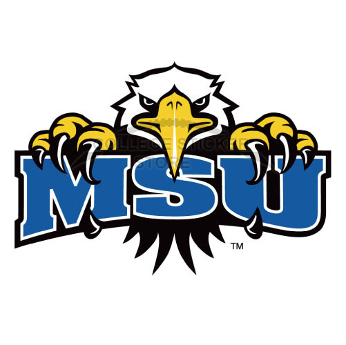Personal Morehead State Eagles Iron-on Transfers (Wall Stickers)NO.5190